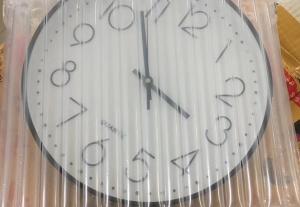 钟表气柱袋