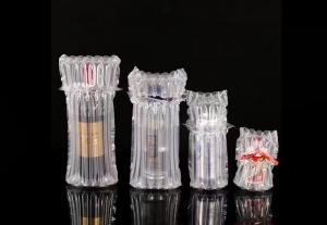 化妆品缓冲气柱袋与传统包装的对比